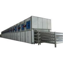 double layers roller veneer dryer/core veneer dryer machine