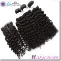 No Shed No Tangle Unverarbeitetes brasilianisches lockiges Haar