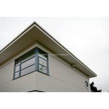 Инженерные проекты Раздвижные двухслойные алюминиевые окна