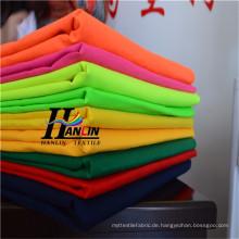 80 * 40 280gsm Spandex Baumwoll-Twill-Stoffe für Freizeitbekleidung
