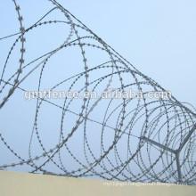 Anping Supplier Galvanized Razor/Barbed wire