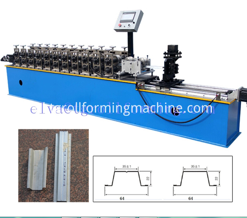Fully Automatic Light Steel Frame Keel Cold