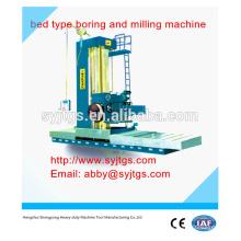 Universal tipo de cama de perfuração e preço de fresagem para venda quente em estoque oferecido pela China tipo de cama de perfuração e fresagem máquina fabricação