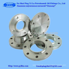Flange padrão de aço carbono dn125 12820-80