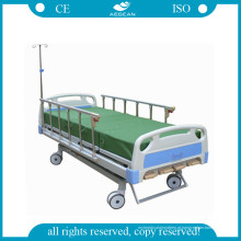 Cama de hospital manual ISO & CE do uso do hospital AG-BMS001b