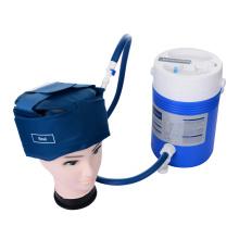 Système de refroidissement de la manchette cryogénique physique de la tête froide