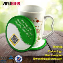 Factory direct sale silicone drink coasters supplier cheap price