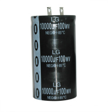 Photo Flash Aluminum Electrolytic Capacitor 2000hours for video
