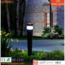 China productos al aire libre pilares lámpara de jardín solar luces led