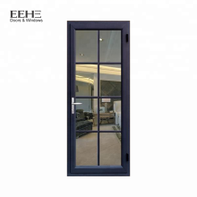 Außenposition und Swing-Open-Style für niedrige Türen