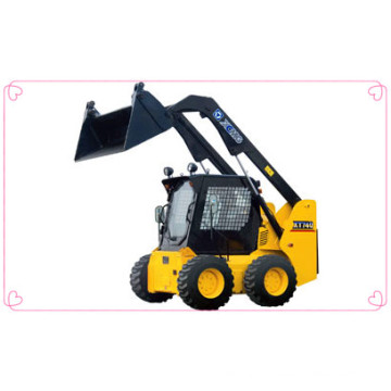 Competitive Skid Steer Loader, Four Wheel Loader with CE Xt740