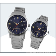 Stainless Steel Lover Watch, Quartz Couple Watches (15170)