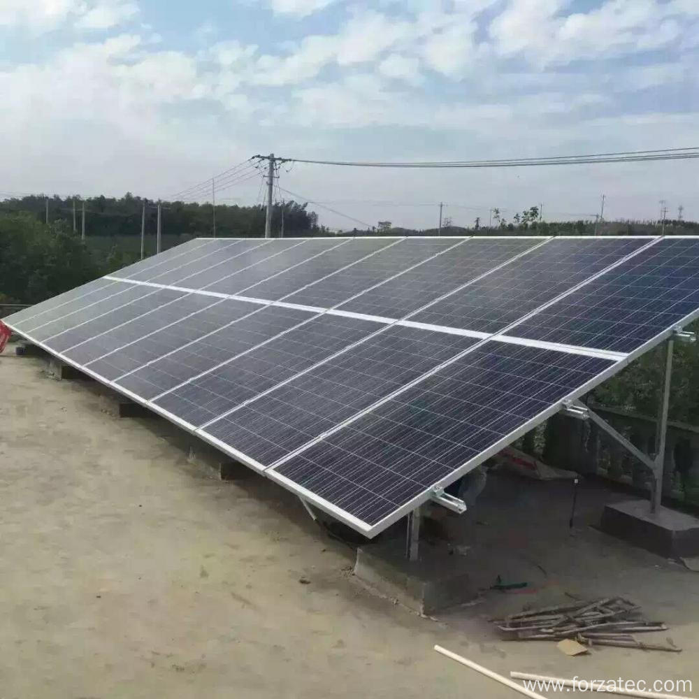 50KW PV Power Plant