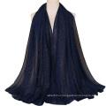 TINGYU Wholesale Malaysia Pakistani Cotton Lace Scarf Women Hijab