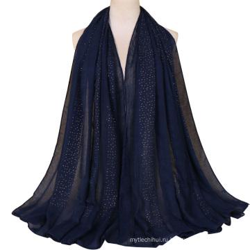 TINGYU Оптовая Малайзии пакистанского хлопка кружева шарф женщин хиджаб