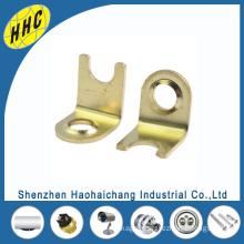 Professional Custom Made Metal Stamped Brass terminal