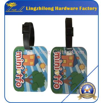 Cheap Price Bulk PVC Luggage Tag