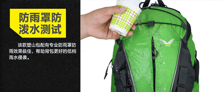 camping backpack for travel