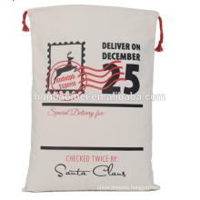 Custom Printing Household Storage Bag Christmas Gift Bag