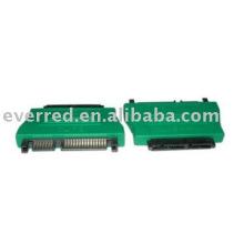 Adaptador SATA22P a Micro SATA16P (ERS031-039)