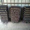 Forma de hexágono Carbón de leña Bbq Briquetas de carbón de leña Briquetas de madera dura Carbón de leña