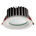 IP65 10-60w Downlight LED Cover Givré