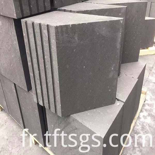 strength graphite block