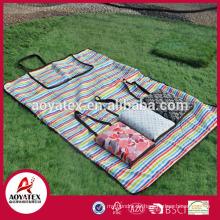 Kundenspezifische wasserdichte faltbare kampierende Picknickmatte des konkurrenzfähigen Preises