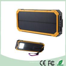 Banco de potencia solar de alta capacidad 20000mAh (SC-3688-A)