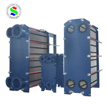 Trocador de calor de placas de junta teta alta vt20