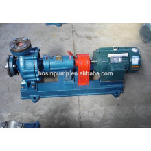 Hot oil furnace assort air cooling RY steel spinning pumps