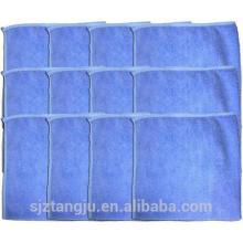 чистка многоцелевой идеального автомобиля microfiber полотенце ткани