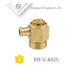 ЭМ-в-A025 Латунь воздуха выпускной клапан для системы отопления