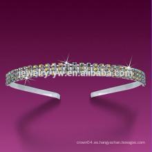 2015 multi cinta de diamante de imitación de color para las mujeres