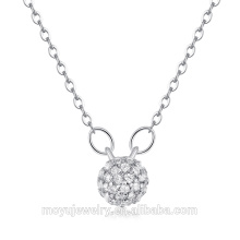 wholesale fashion 925 sterling silver necklace