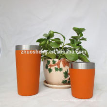 14oz new design high quality hot sale frosted beer mug
