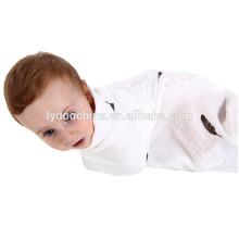 cobertor do swaddle do bebê de musselina swaddle swaddle