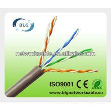 Alta calidad cat5e cable unshield