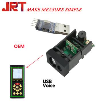laser distance sensor with USB