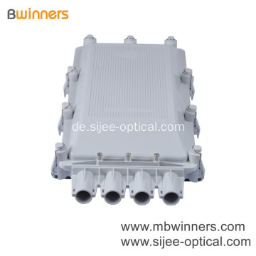 Ftth Joint Splice Closure 256Port Weiße Farbe Fiber Optical Universal Access Junction Box