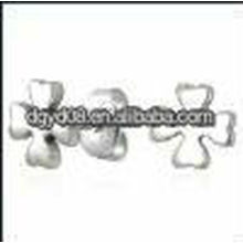 (WS1336)2011 Fashion Stainless Steel Flower Earrings