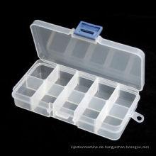 Maßgeschneiderte Kunststoff-Aufbewahrungsbox-Form