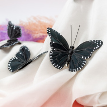 Butterfly craft ornament