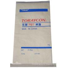Bolso de embalaje de papel inferior cosido para la humedad resistente