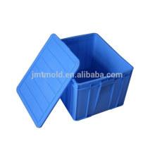 La venta caliente modificó para requisitos particulares el molde plástico de encargo del cajón de la inyección del molde de la caja del volumen de ventas