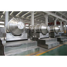2017 EYH series planar motion mixer, SS batch tray dryer, horizontal industrial mixers and agitators