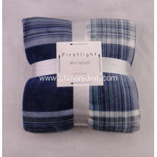 Fashion Printing Flannel Blanket