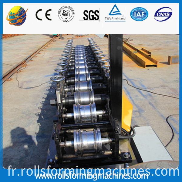 Roll Shutter Door Slat Roll Forming Machine