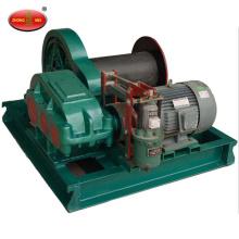 Molinete eléctrico del torno eléctrico de poca velocidad de JM1