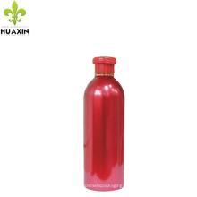 Bouteille de plastique cosmétique ronde de bouteille de shampooing de HDPE 500ML